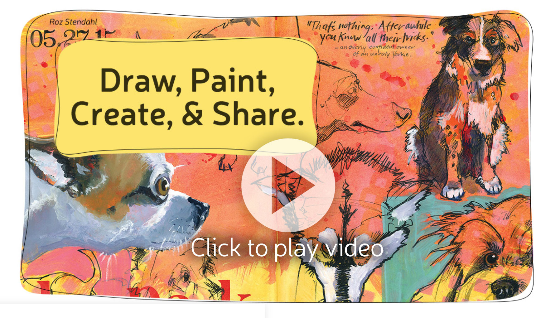 Draw, Paint, Create, & Share